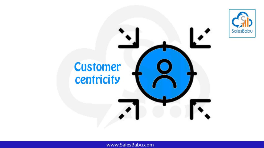 Why does customer-centricity matter? : SalesBabu.com