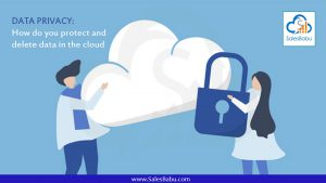 Data privacy: How do you protect and delete data in the cloud : SalesBabu.com