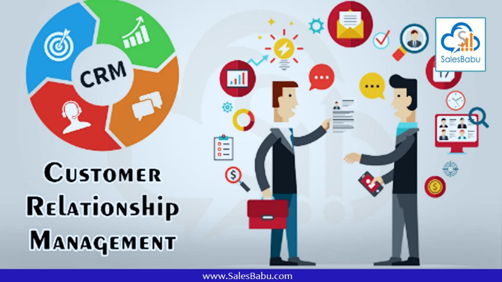 Get closer to your customer : SalesBabu.com