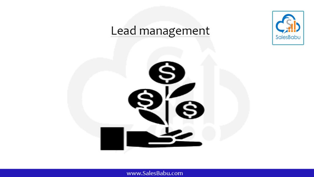 Lead-management : SalesBabu.com