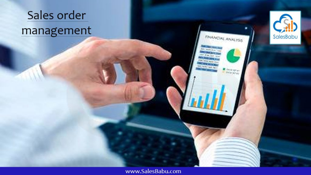 Sales order management : SalesBabu.com