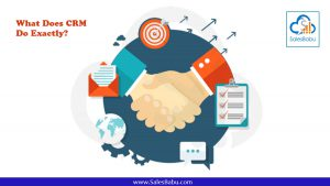 What Does CRM Do Exactly : SalesBabu.com