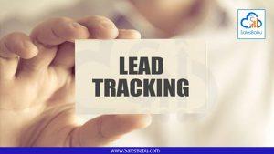 Lead Tracking : SalesBabu.com
