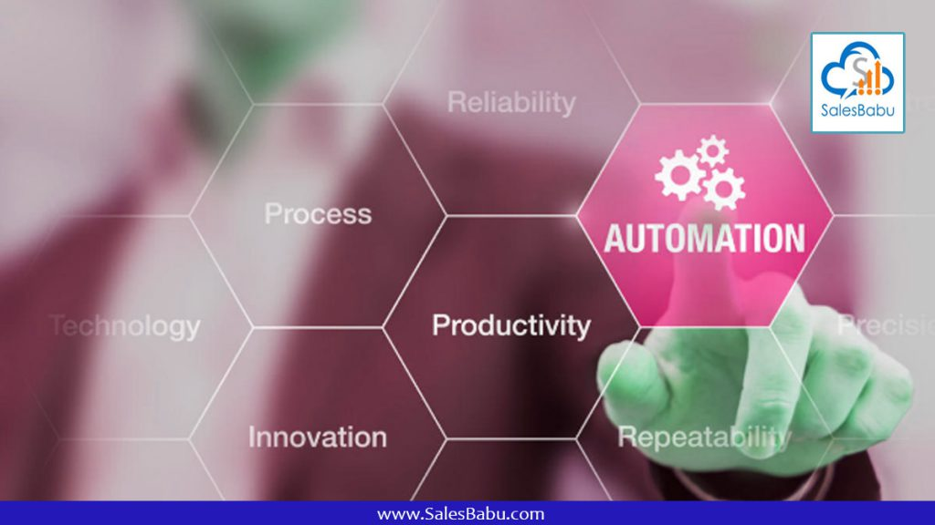 process automation : SalesBabu.com