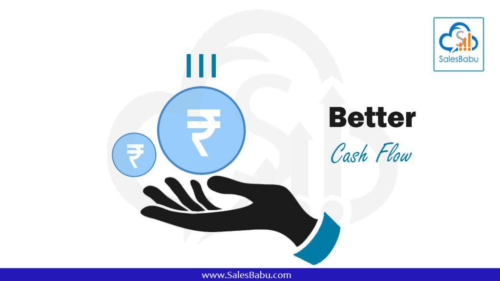 Better Cash Flow : SalesBabu.com