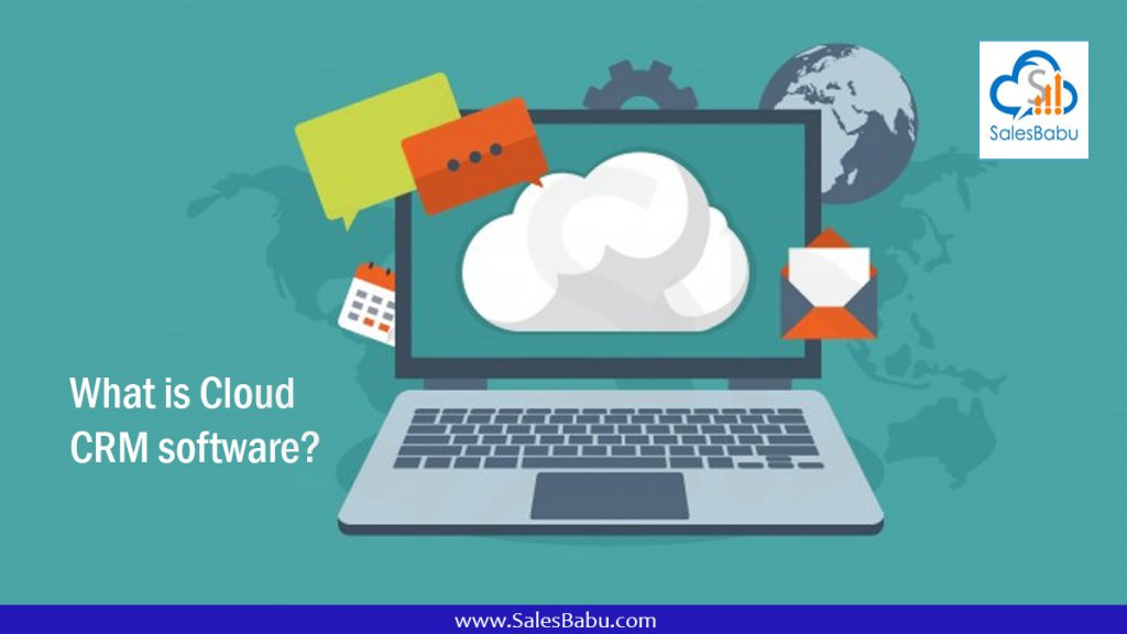 Cloud CRM software : SalesBabu.com