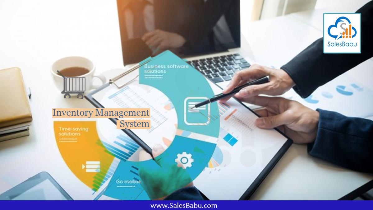 Online Inventory Management System : SalesBabu.com