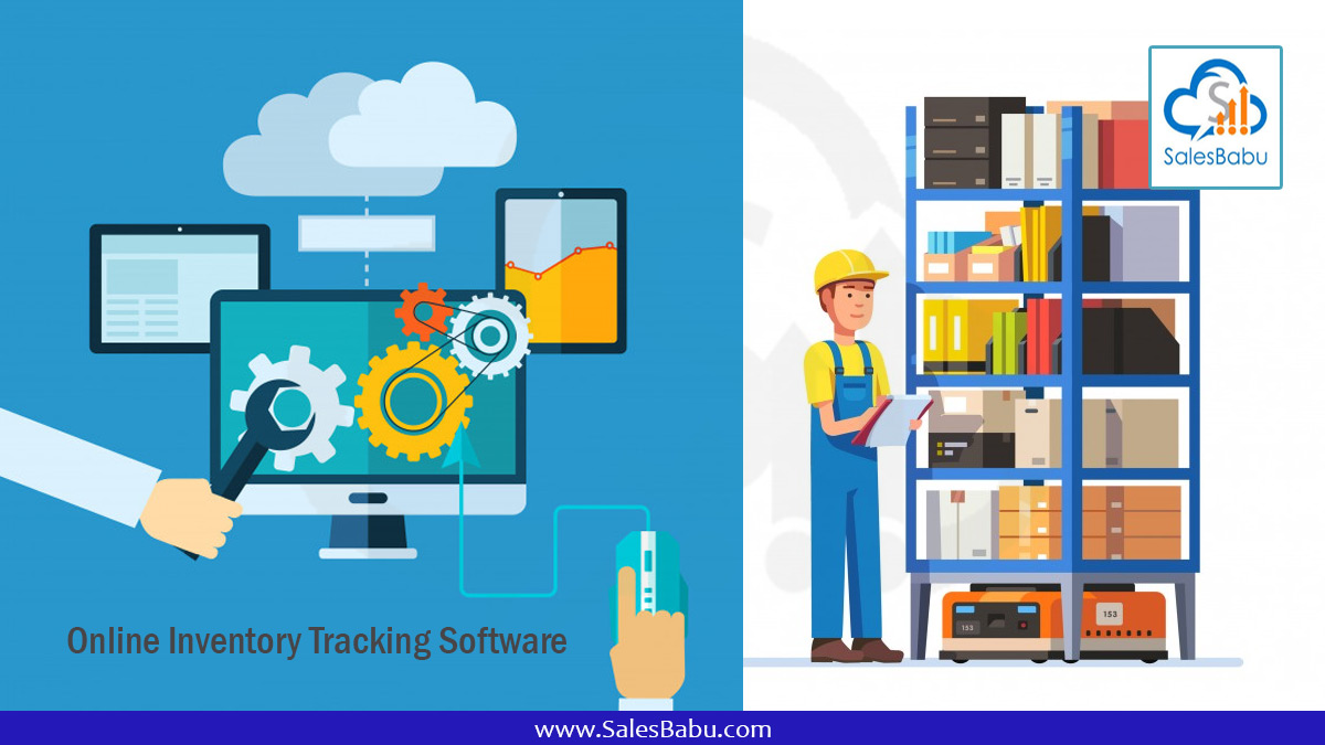 Online Inventory Tracking Software : SalesBabu.com