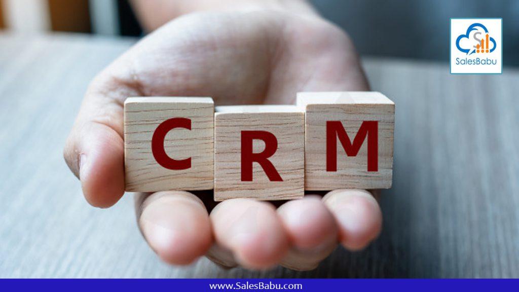 What is CRM : SalesBabu.com