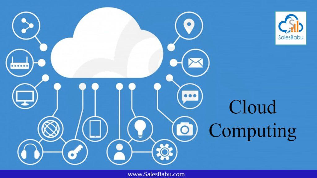 cloud computing : SalesBabu.com