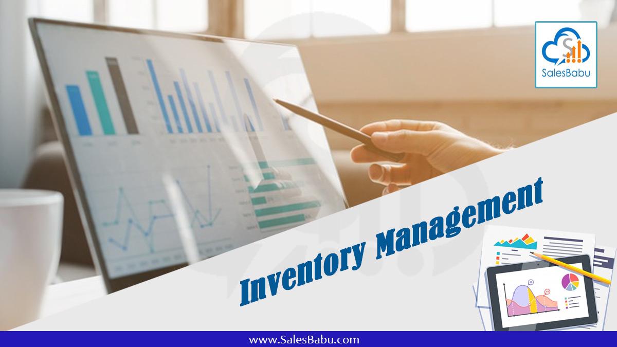 inventory management systems : SalesBabu.com