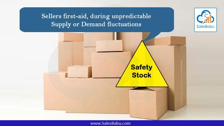 safety stocks : SalesBabu.com