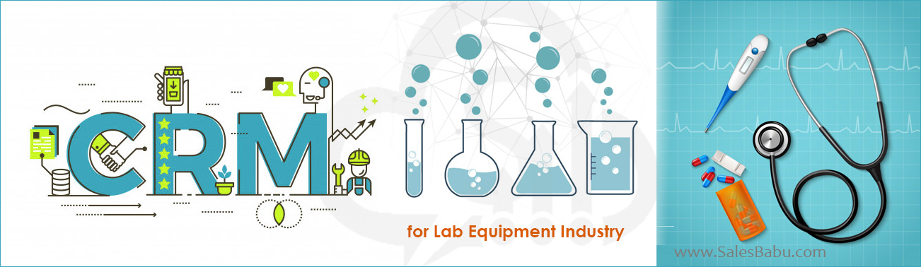 CRM for Lab and Scientific Equipment Companies