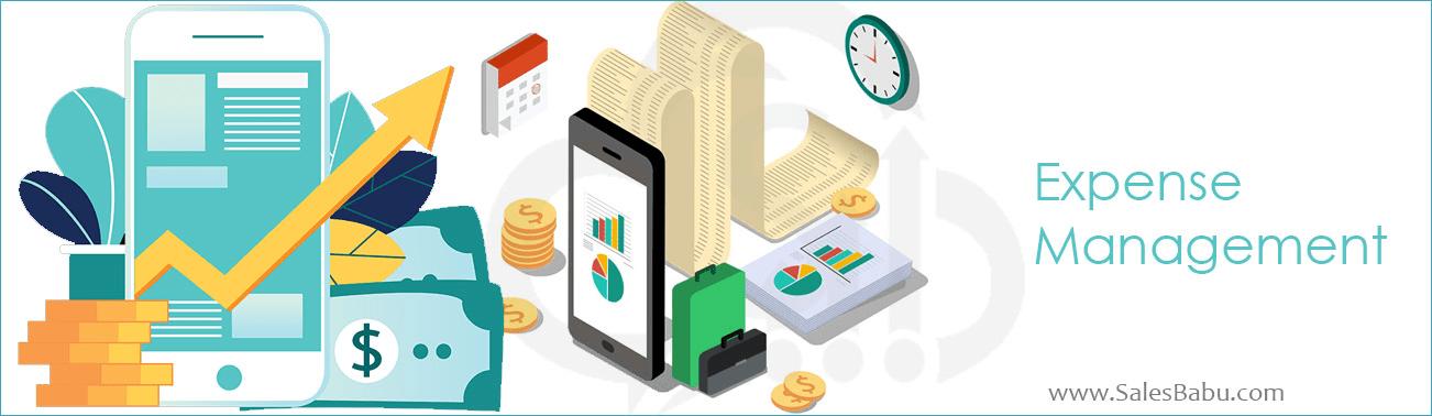 Expense Management : SalesBabu.com