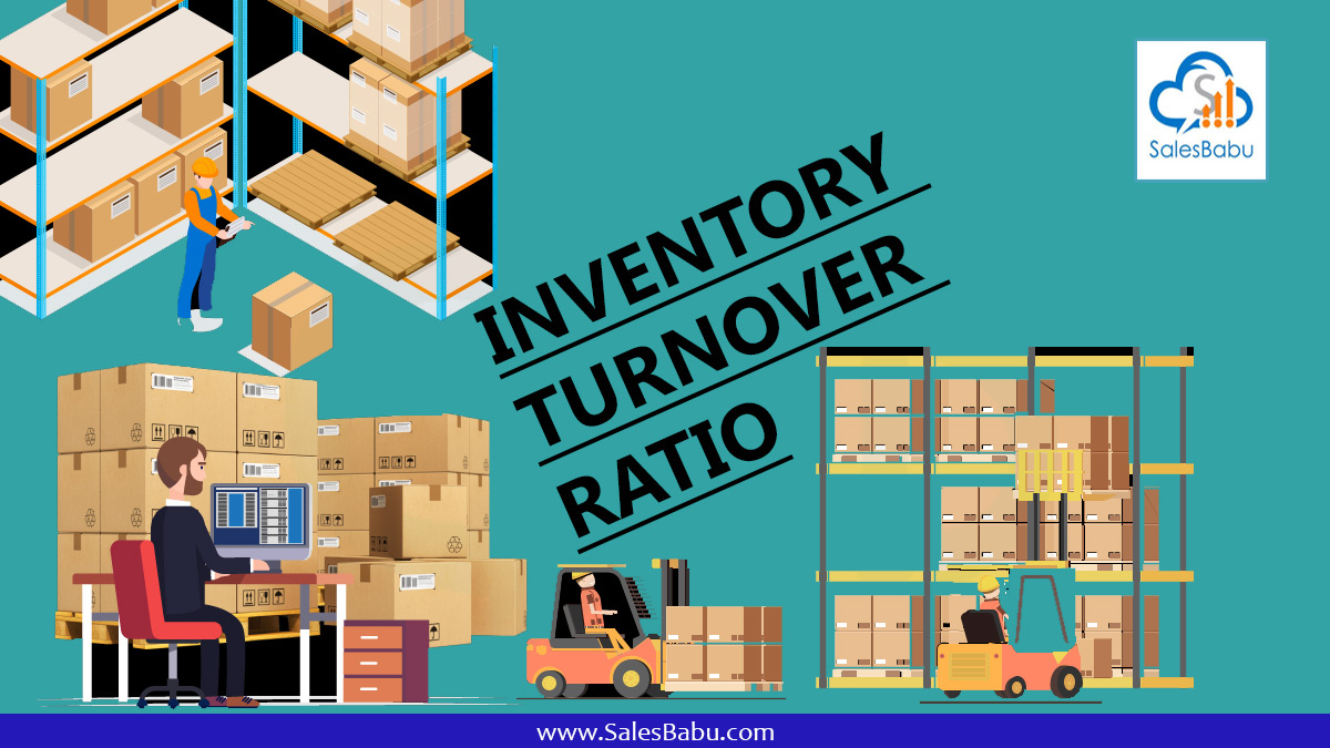 Inventory trunover raito : SalesBabu.com