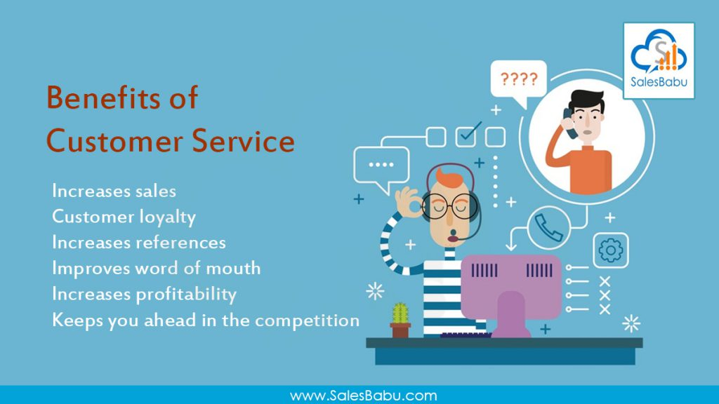 Benefits of Customer Service