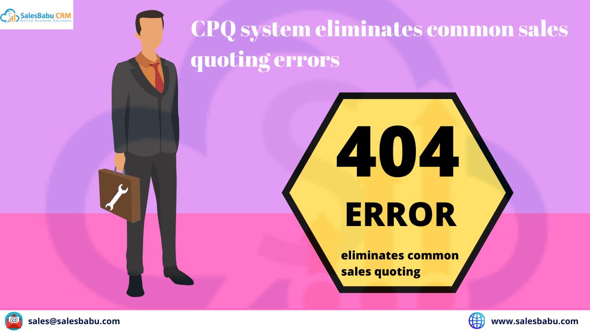 Eliminate Errors