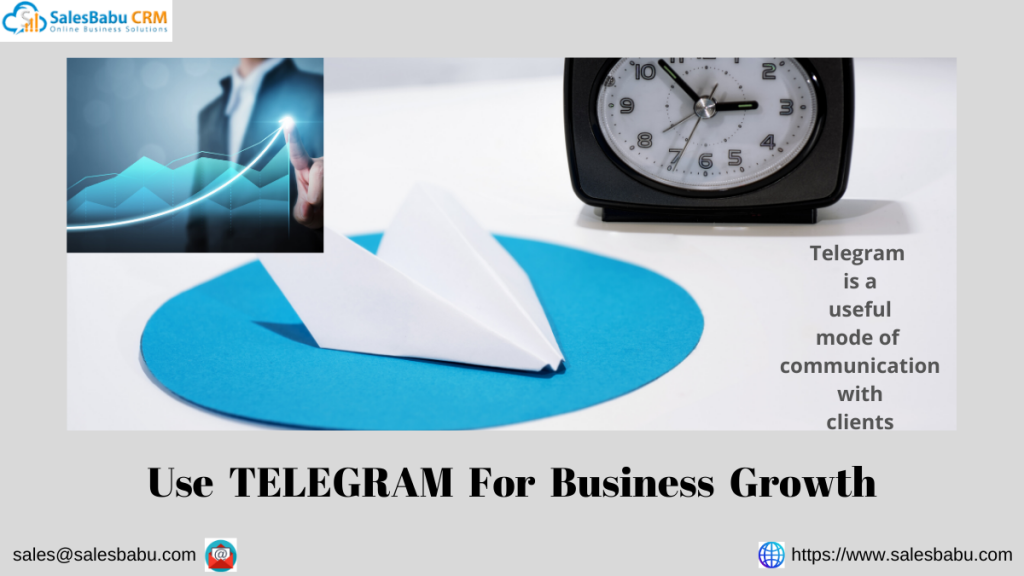 How to use Telegram for business?