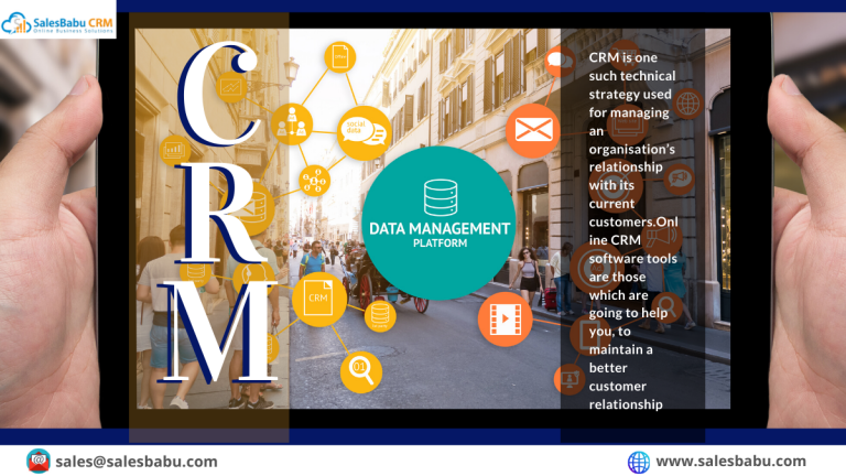 What can Online CRM System do for my Business?