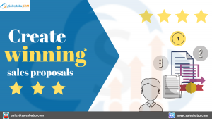 Create winning sales proposals