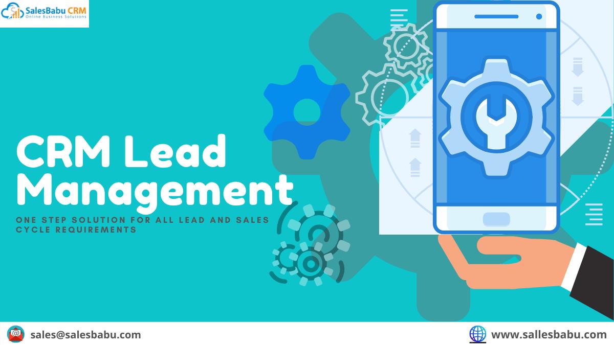 CRM Lead Management