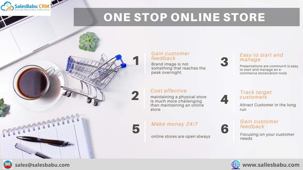 one stop online store