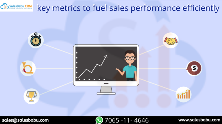 key metrics to fuel sales performance efficiently