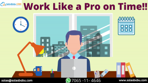work like a pro on time!!