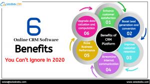 Benefits of CRM Platform