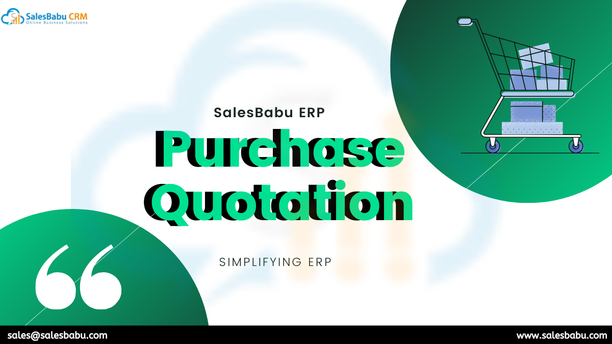 purchase quotation
