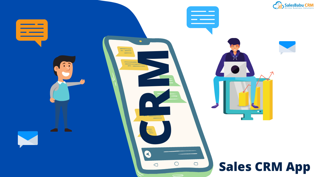Sales CRM App