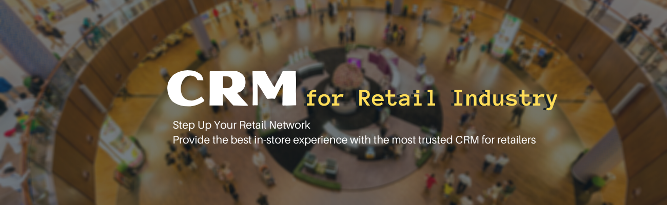 crm for retail management