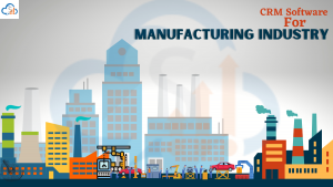 Manufacturing CRM Software