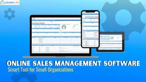 Sales CRM Smart Tool