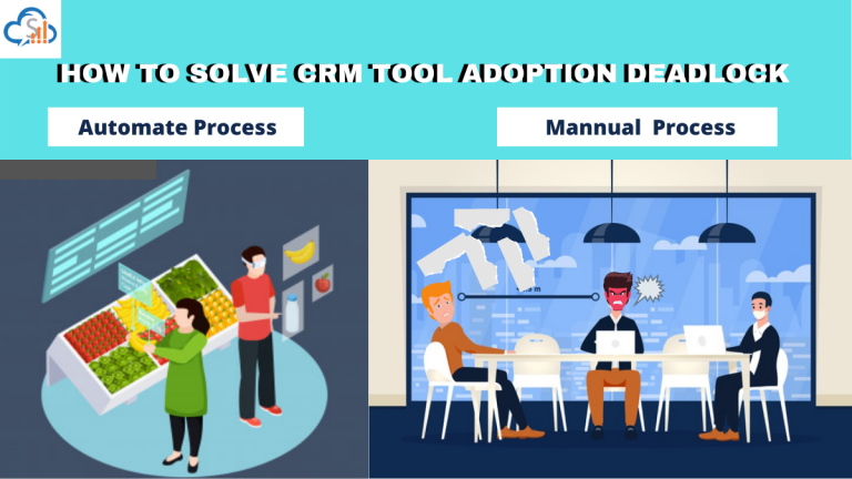 How to Solve online sales CRM Adoption Deadlock