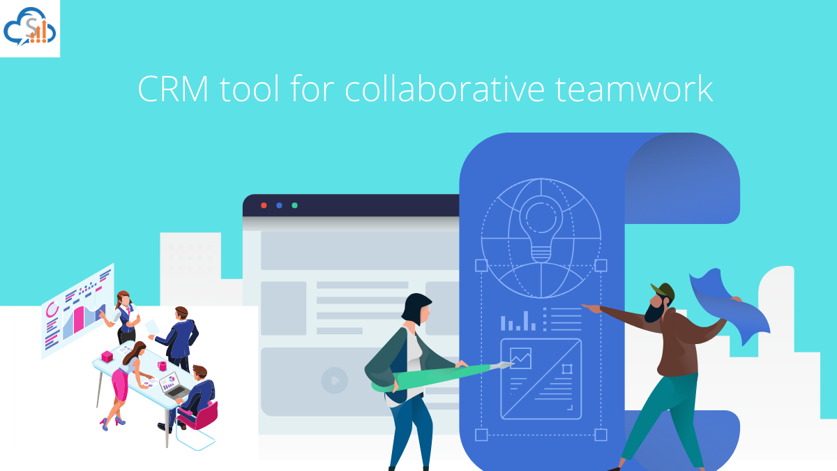 Collaboration – A teamwork for the better productivity with sales automation software