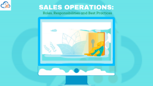 Sales operations best practises brings a system in Sales