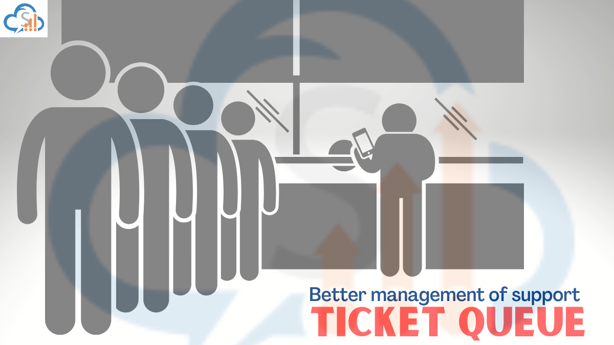 Online customer support software for better complaint ticket queue
