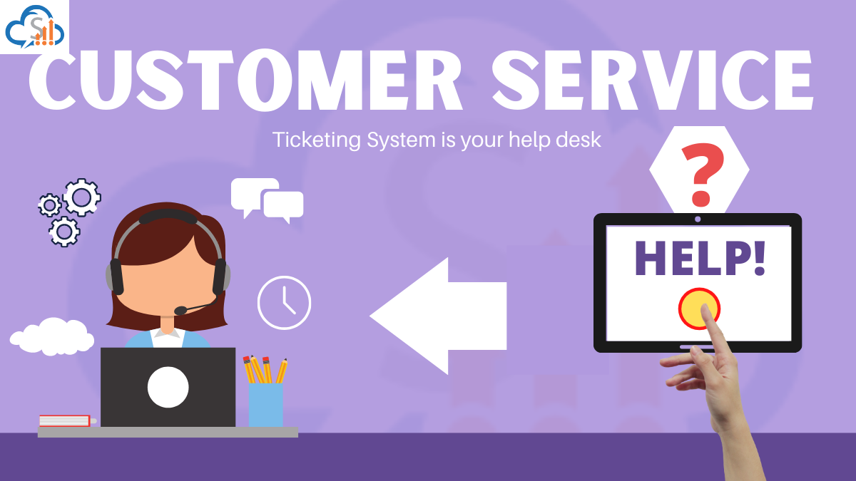 Ticket Management System for the better customer service
