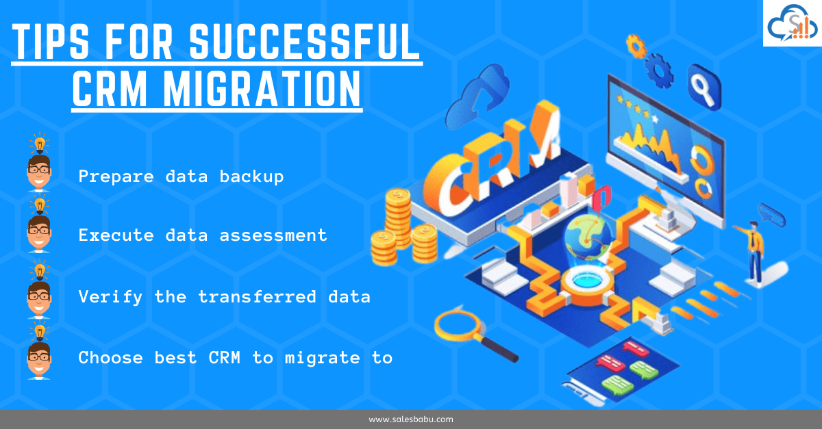 TIPS For Successfull CRM Migration