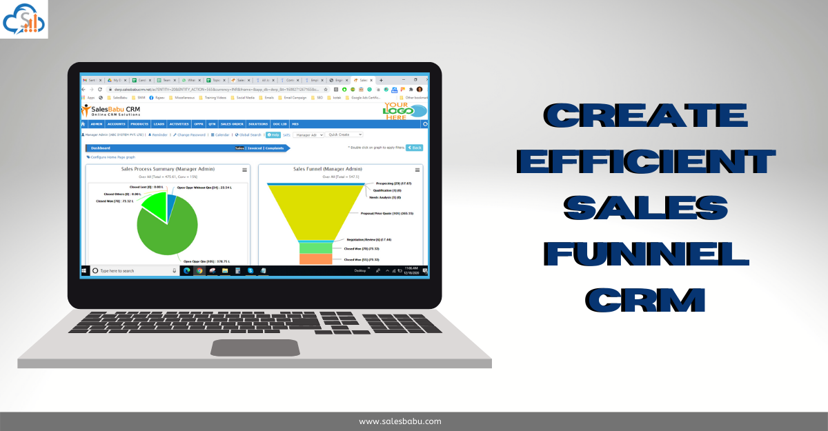 Create Efficient Sales Funnel CRM