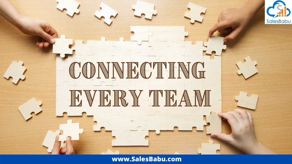 Connecting teams