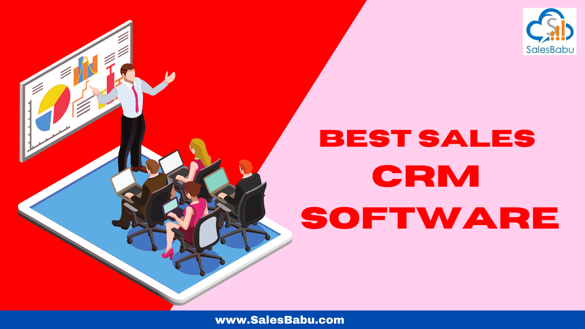 Best sales CRM software for growth in sales