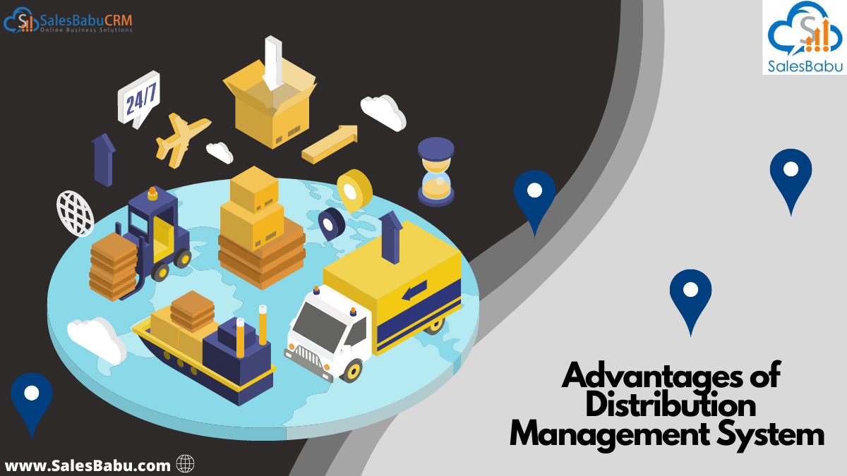 Distribution management system and its advantages