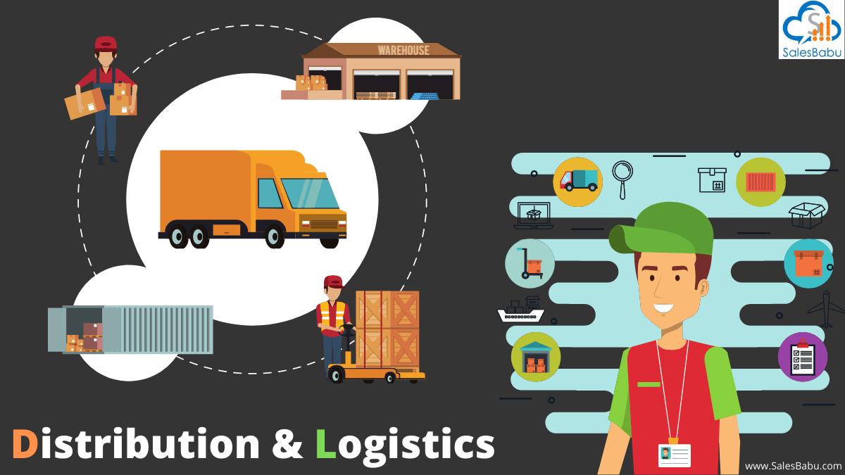 Distribution Vs Logistics