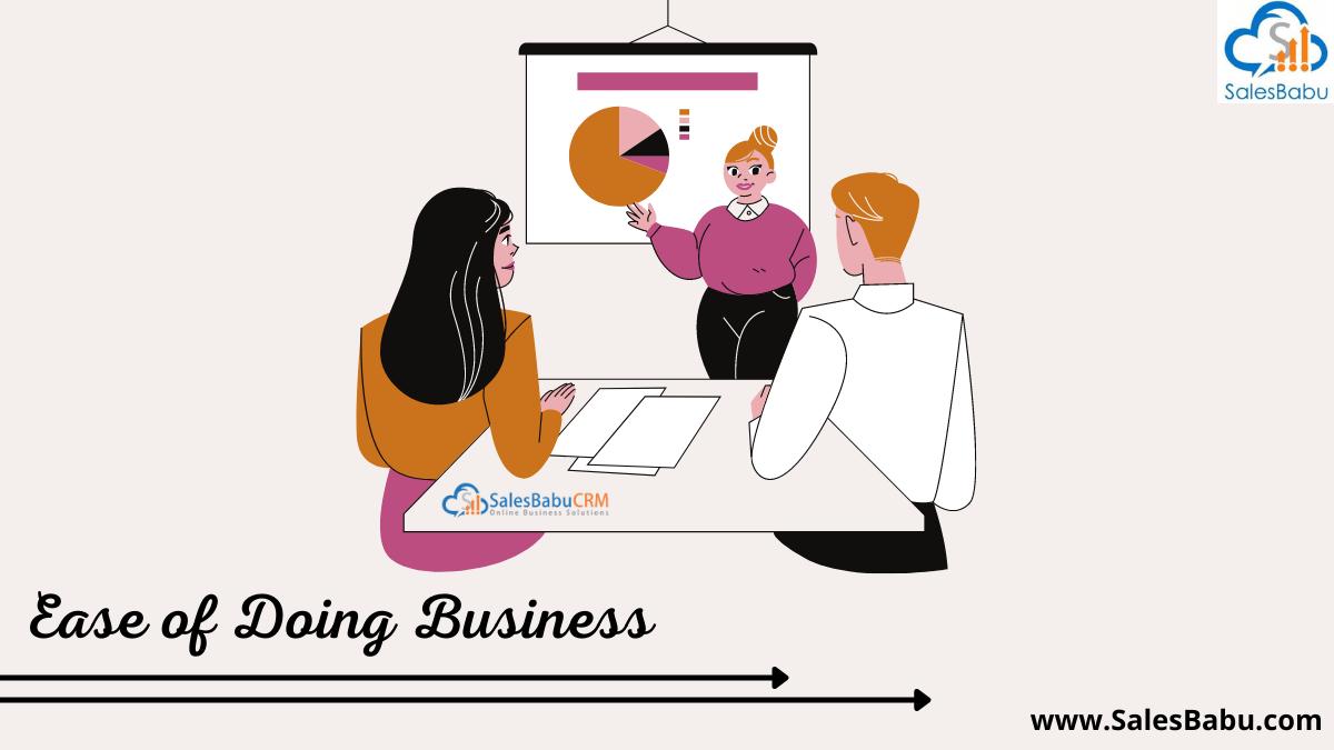 Doing business easily