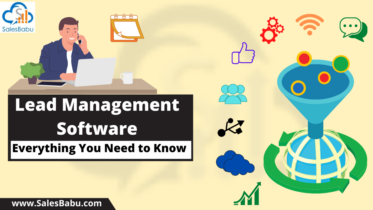 All about lead management software
