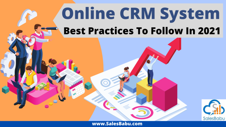 Best CRM Practices to Follow in 2021