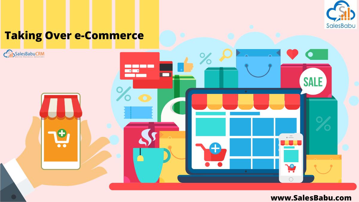 E-commerce Takeover