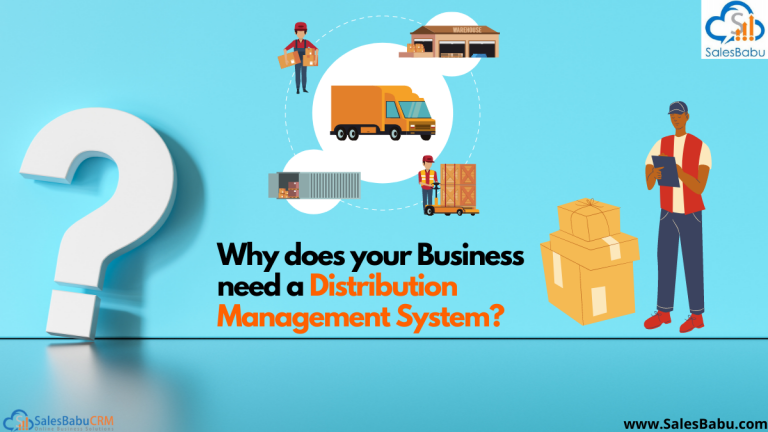 Need for a Distribution Management Platform for your Business